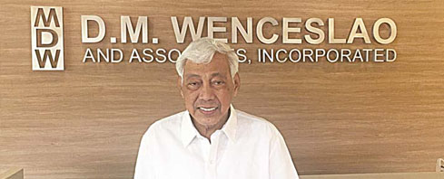 Delfin J. Wenceslao: The construction man as a nationalist and problem solver